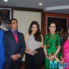 Raveena At Young Environmentalists Trust Women Achievers Awards