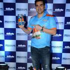 Arbaaz Khan At Gillette Promotions