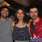 Anushka ,Neil And Darshan Kumaar Attend NH10 Screening