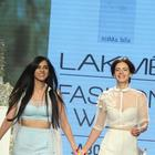 Bollywood Celebrities At The Lakme Fashion Week 2015