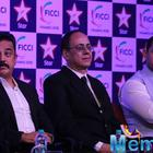 Aamir With Kamal At The Inaugural Session Of FICCI Frames 2015