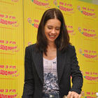 Kalki Koechlin At Film Margarita With A Straw Promotions At Radio Mirchi FM Studios