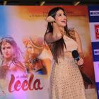 Sunny Leone Promotes Ek Paheli Leela Movie At Thane Mall