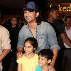 Sushant Singh Meets Their Fans At Detective Byomkesh Bakshy Promotion
