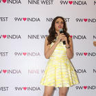 Aditi Rao Hydari At The Launch Of Spring Summer Collection By Nine West