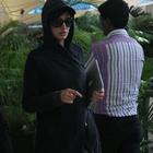 Kajol And Nargis Fakhri Snapped At Airport