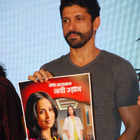 Farhan Akhtar At Population Foundation Of India Event