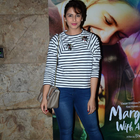 Celebs Attend The Screening Of Bollywood Movie Margarita With A Straw