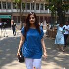Alvira Khan Attends Salman's Court Hearing Session