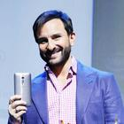 Saif Ali Khan Launches Asus Phone In Delhi