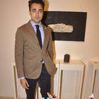 Imran Khan And Vidya Balan Attend At An Art Exhibition