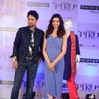 Deepika Padukone Unveils Piku Melange Ethnic Chic Look