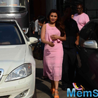 Rani Mukerji Snapped At An AD Shoot