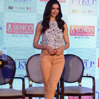 Deepika Padukone Promoted Piku With Senco Gold Jewelers