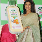 Konkona Sen Sharma Launches Dabur Baby Oil