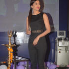 Gauhar Khan At A Laser Skin Clinic Launch