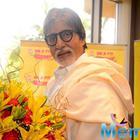Amitabh Bachchan Promotes Film Piku At 98.3 FM