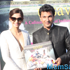 Sonam Attended Vikas Khanna Book Launch At Cannes Film Festival