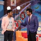 DDD Team At Comedy Nights With Kapil For Their Movie Promotion
