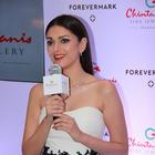 Aditi Rao Hydari At Forevermark New Diamond Launch