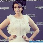 Aishwarya Rai Bachchan For Longines By Launching Their New Collection