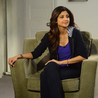 Shilpa Shetty Gave Interviews To Few TV Channels On Yoga Day
