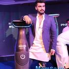 Arjun Kapoor Launches Philips Shaver In Delhi
