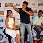 Salman And Kareena Launch The Trailer Of Bajrangi Bhaijaan