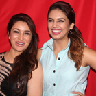 Huma And Tisca Attended The Music Launch Of Highway