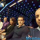 Salman Promotes BB On The Sets Of Indian Idol Junior