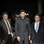 Abhishek Bachchan At The Indian International Film Festival
