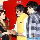 Big B Launches 'Gabbar' Amjad Khan's Son Shadaab's Book