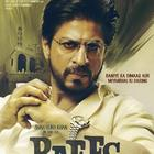 Shah Rukh Khan Raees Movie First Look Poster