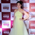 Anushka With Boyfriend Virat Kohli At Vogue Beauty Awards Red Carpet