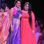 Sania Mirza Dazzles On Ramp At Jewellery Week