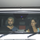 Ranbir And Katrina Catch The Screening Of  Brothers