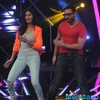 Saif And Katrina Rocks The Indian Idol Stage