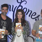 Twinkle Khanna's 1st Book 'Mrs Funnybones' Launch Event
