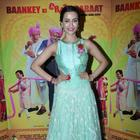 Bollywood Stars Attend Baankey Ki Crazy Baraat Movie Screening