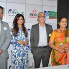 Raveena Tandon At Go Folic Promotions