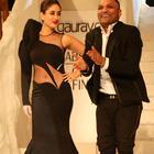 Kareena Kapoor Walk For Gaurav Gupta At LFW 2015