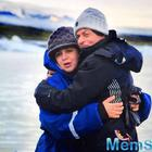 Shah Rukh, Kajol And Farah Iceland Wrap-Up During Shooting Of Dilwale