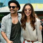 Deepika Padukone And Ranveer Singh Launch Gajanana Song