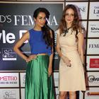 Celebs Attend The Femina Style Diva West 2015 Awards