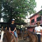Bollywood 'Queen' Kangana Learns A New Skill Horse Riding