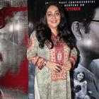 Bolly Stars Attend The Special Screening Of Talvar Movie