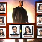Bigg Boss 9 Contestants