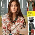 Sonam Kapoor Glam Up The Grazia Latest Issue