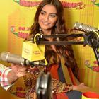 Sonam And Salman At 98.3 FM Radio To Promote PRDP