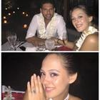 Cricket Star Yuvraj And British Model Hazel Keech Got Engaged In Bali